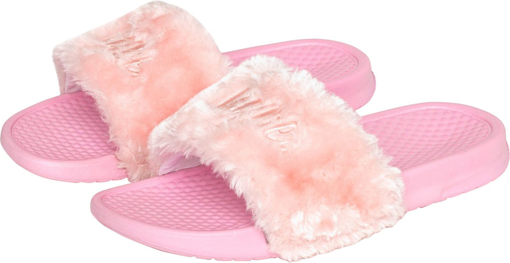 Hype Fluffy Script Sliders Pink