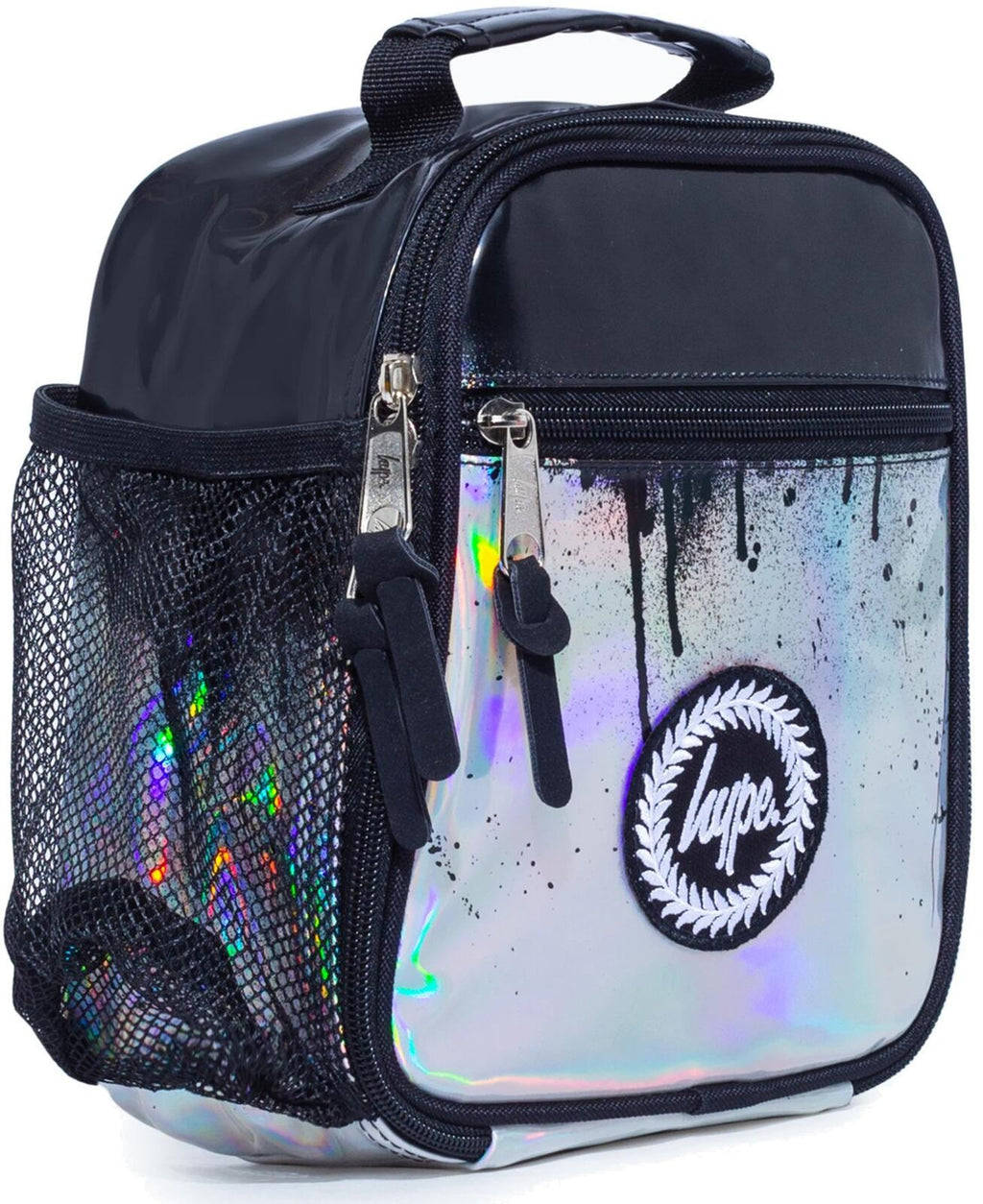 Hype Holo Drips Lunch Box Bag Multi