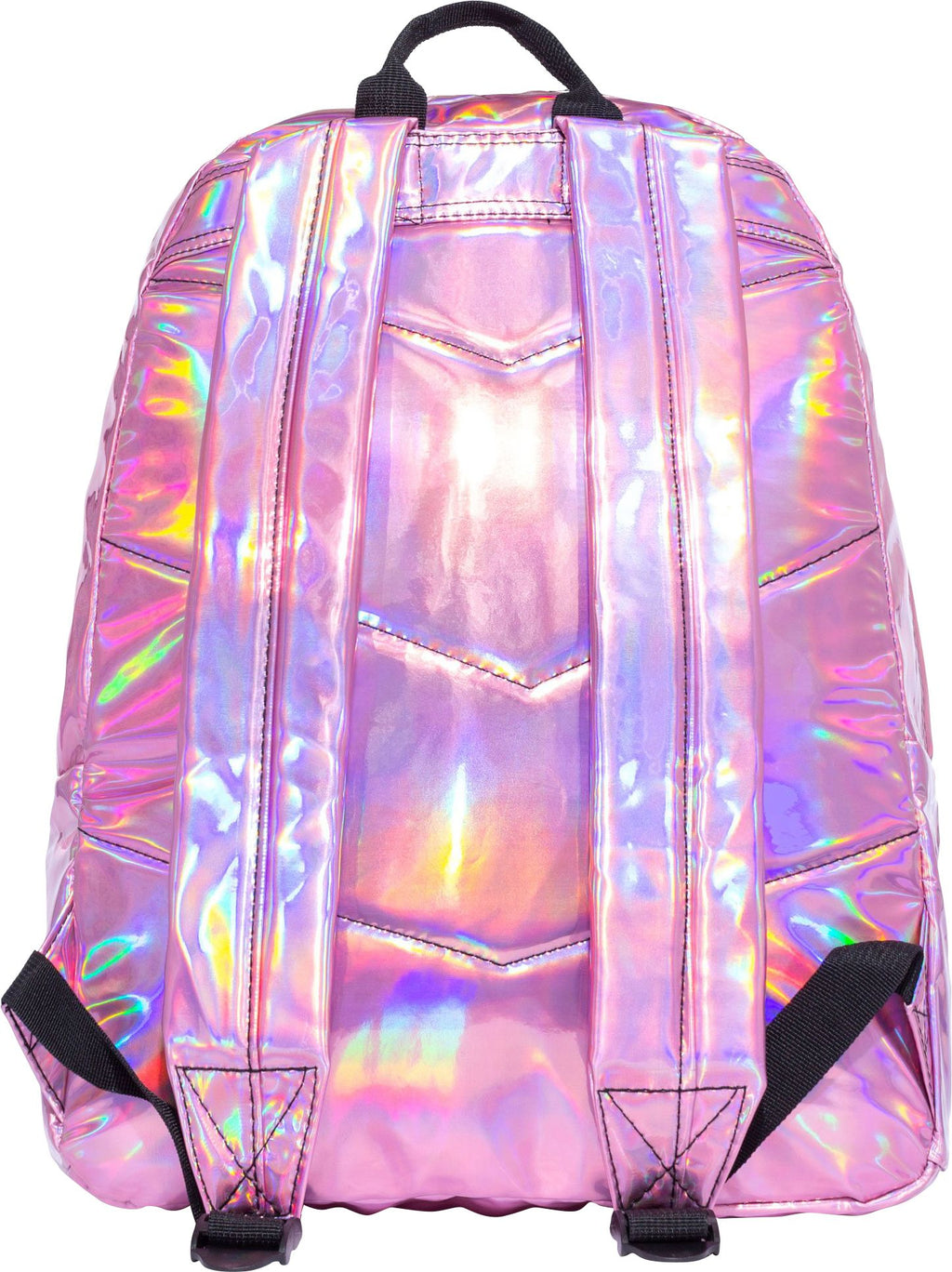Hype Holographic Mix Backpack Bag Pink