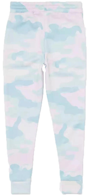 Hype Kids Pastel Camo Jogger Bottoms	Multi