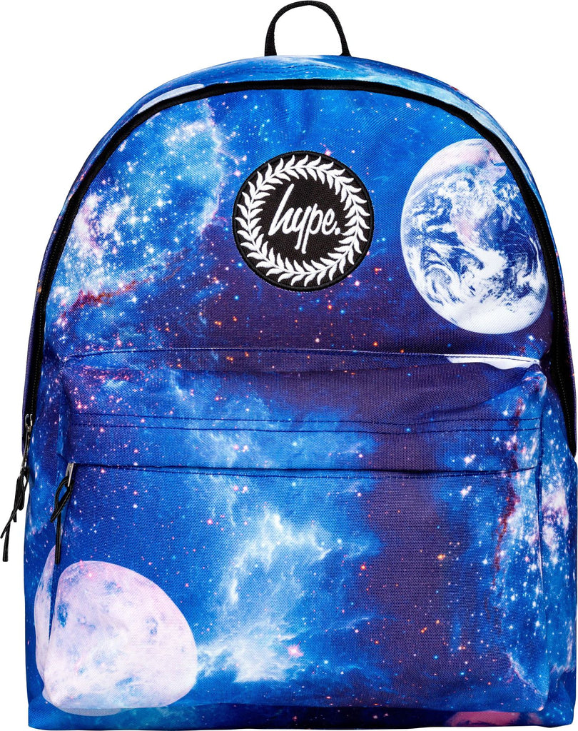 Hype Milky Way Backpack Bag Blue