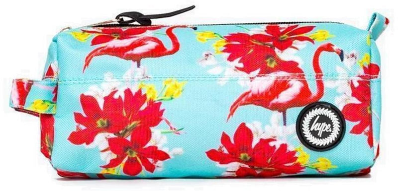 Hype Mint Flamingo Pencil Case