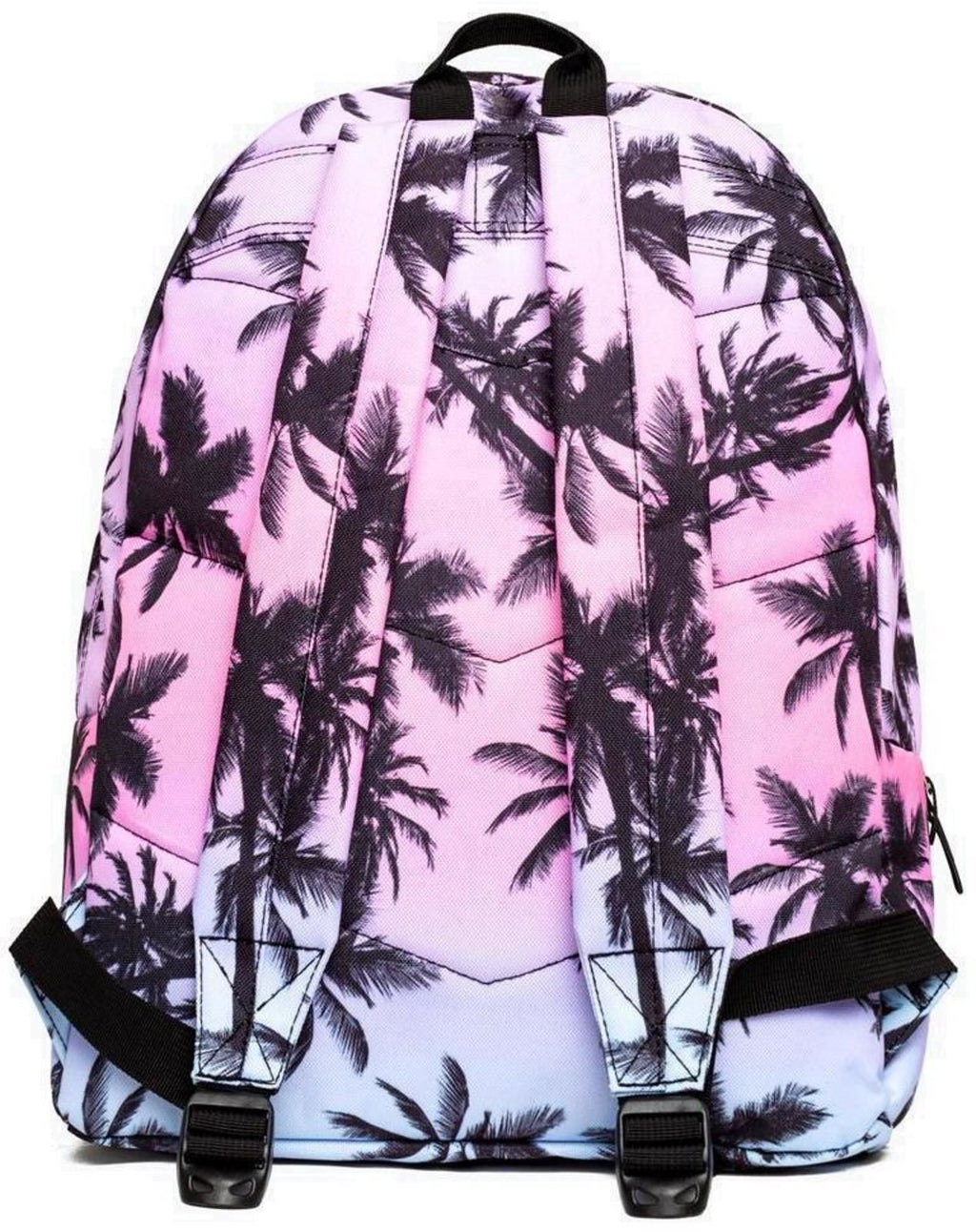 Hype Palm Fade Backpack Bag Pink