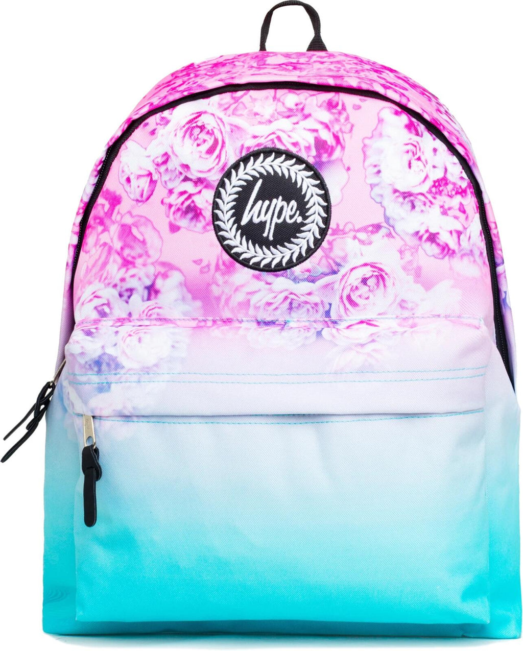 Hype Pastel Rose Fade Backpack Bag Pink