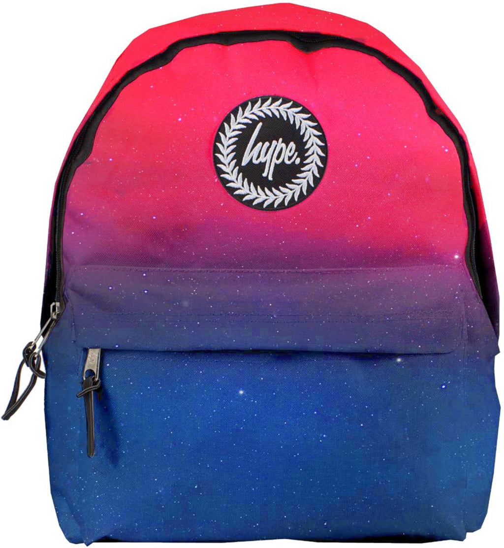 Hype Space Fade Backpack Bag Multi