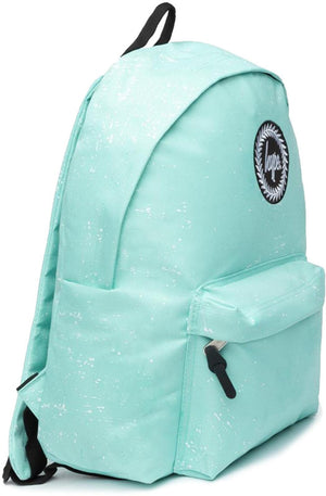 Hype Speckle Backpack Bag Mint