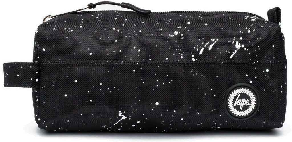 Hype Splat Pencil Case Black/White