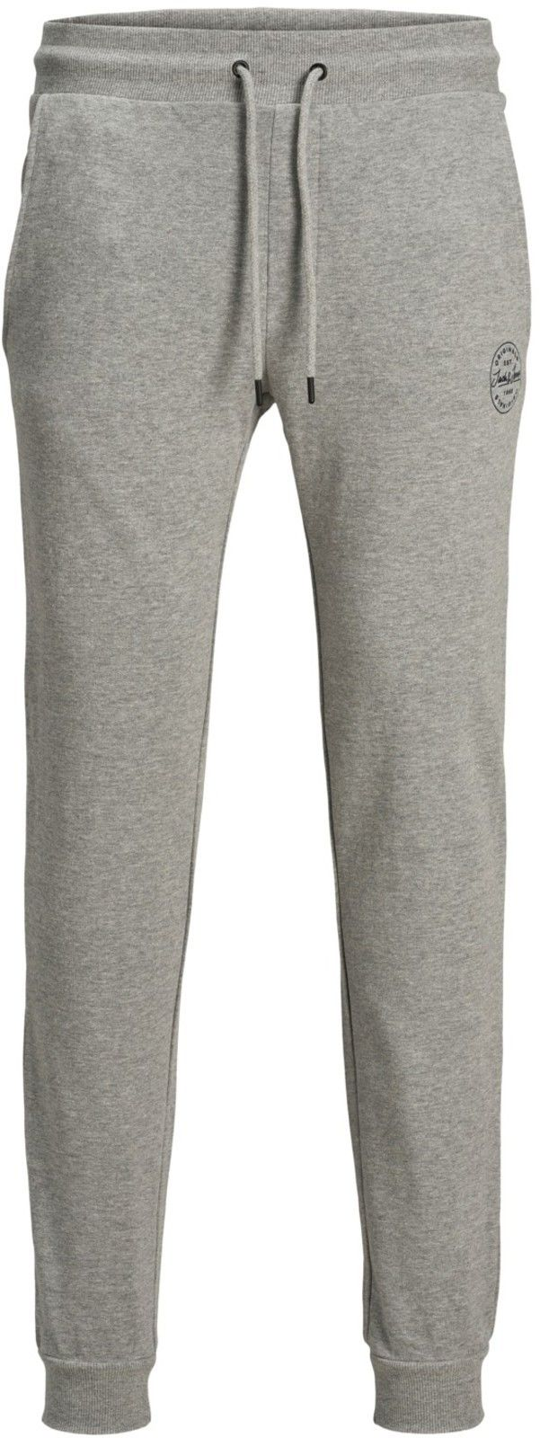 Jack & Jones Gordon Shark Jogger Bottoms Grey