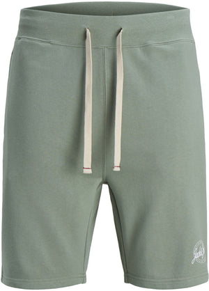 Jack & Jones Hazy Sweat Shorts Green
