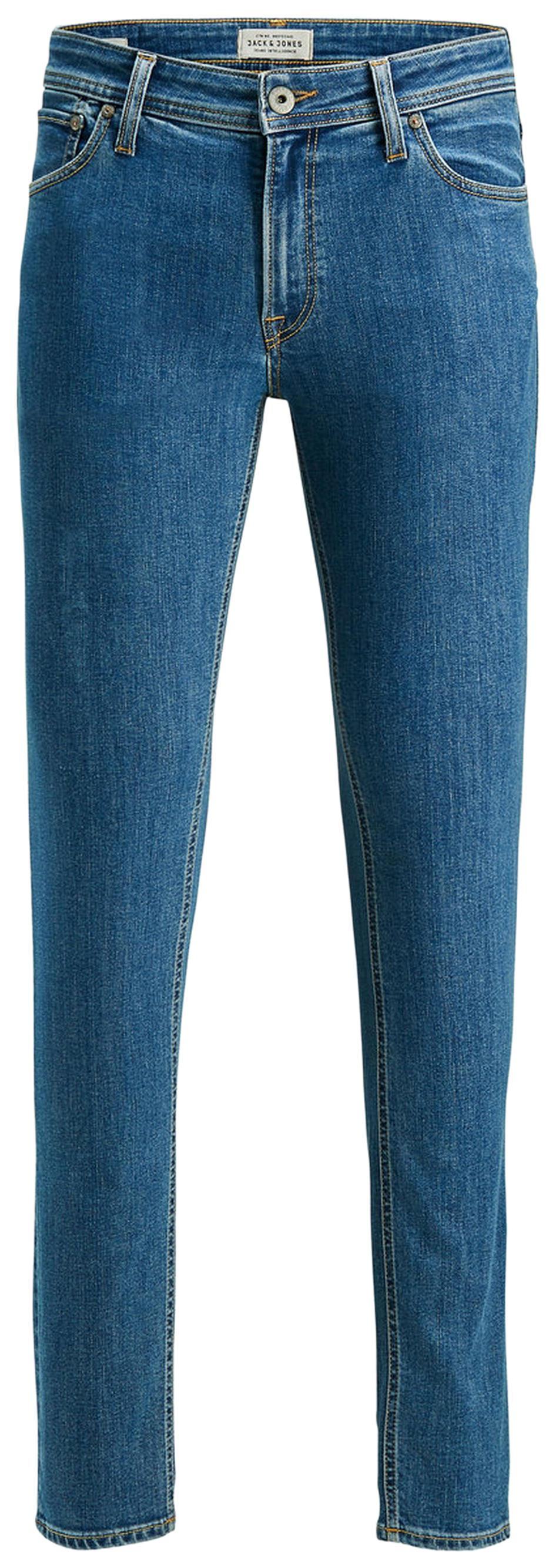 Jack & Jones Liam 694 Skinny Fit Denim Jeans Blue