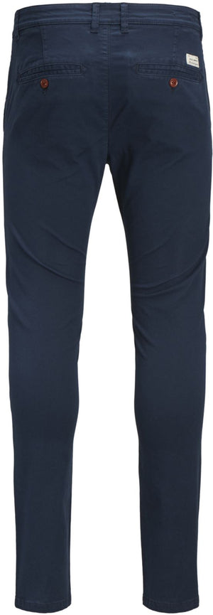 Jack & Jones Liam Leroy AKM 625 Chinos Blue