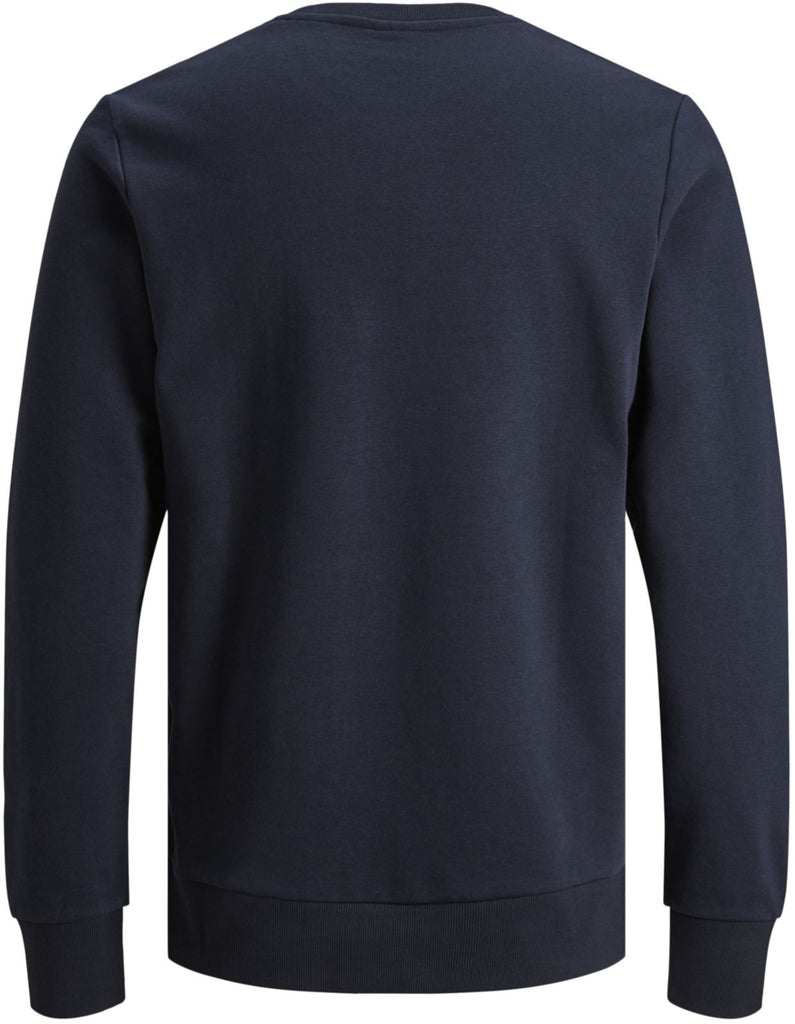 Jack & Jones Neo Chest Logo Sweatshirt Blue