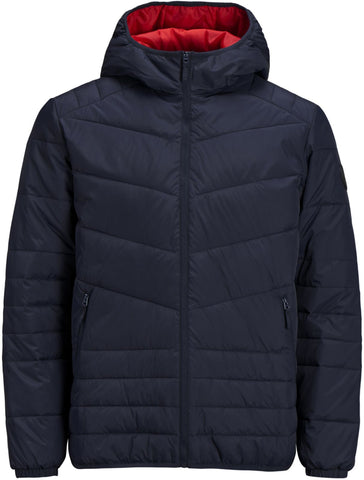 Jack & Jones Dallas Lightweight Hooded Jacket