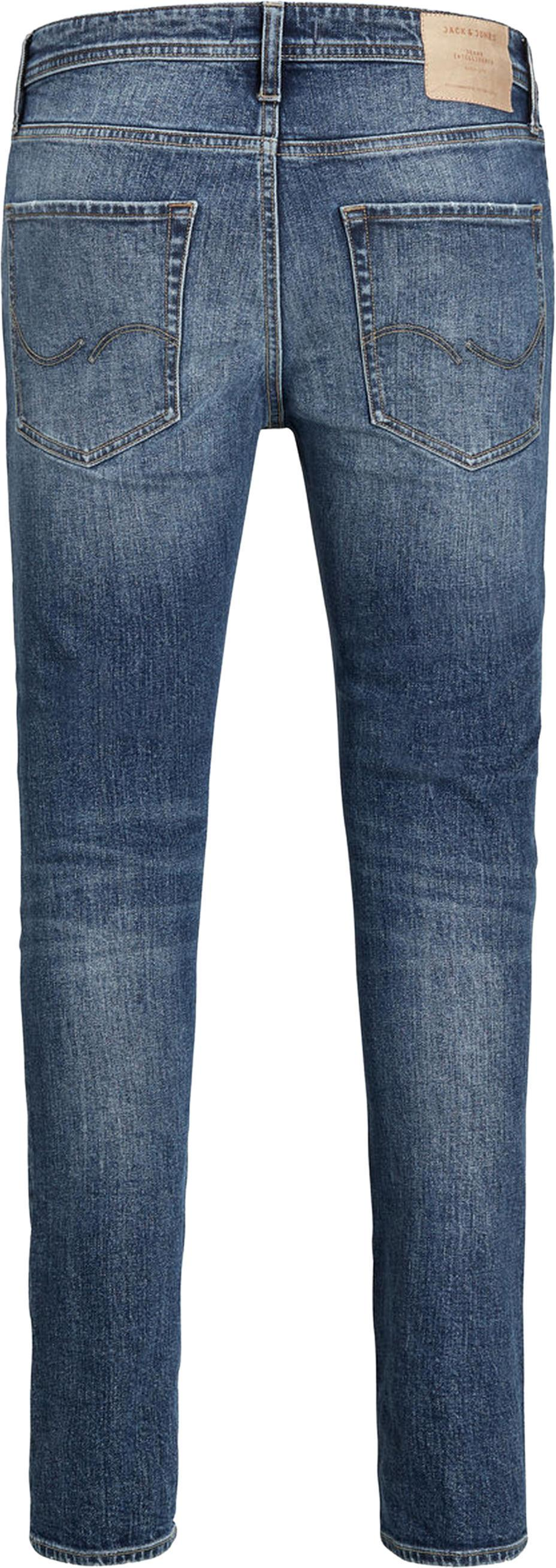 Jack & Jones Tim Original 691 Slim Fit Denim Jeans Blue
