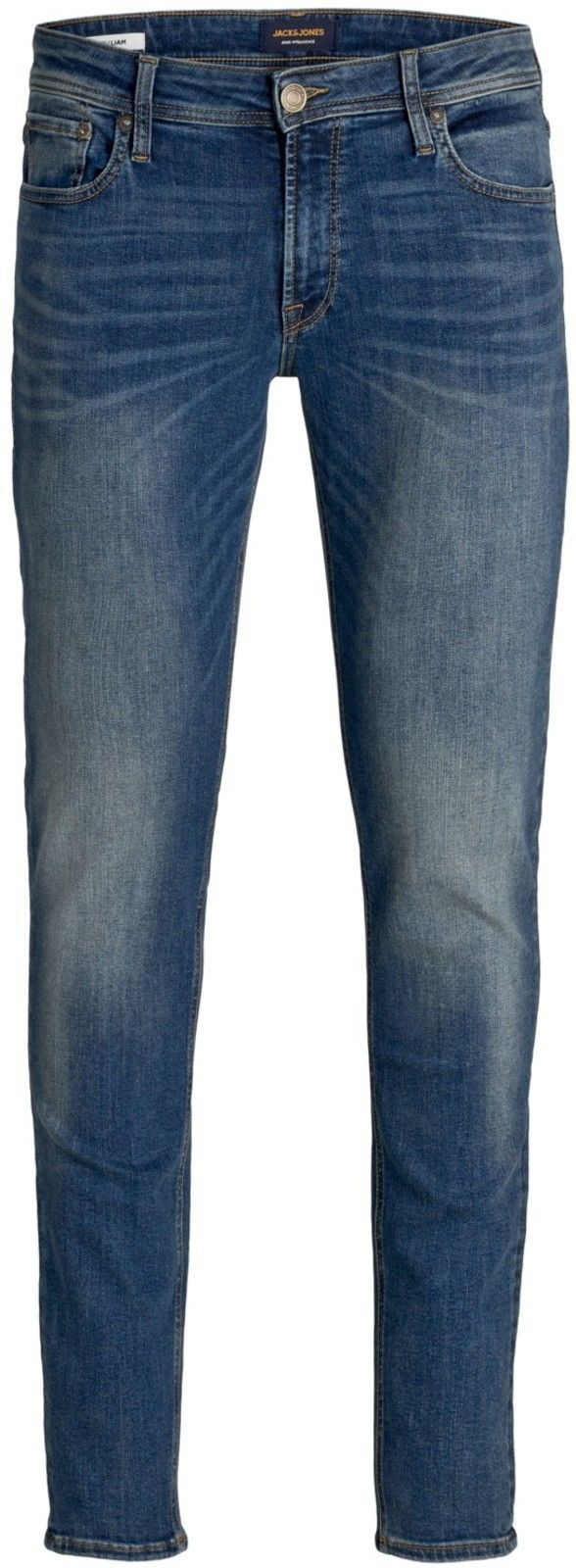 Jack & Jones Tim Original Slim Fit Denim Jeans Navy