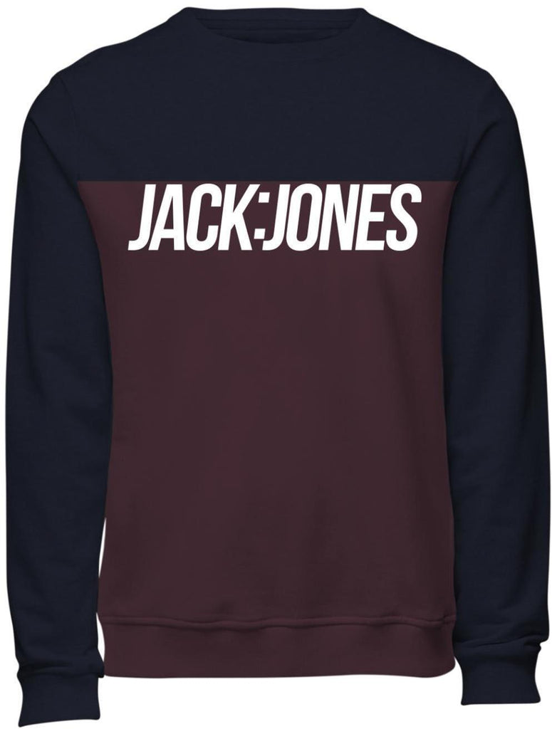 Jack & Jones Char Crew Neck Sweatshirt