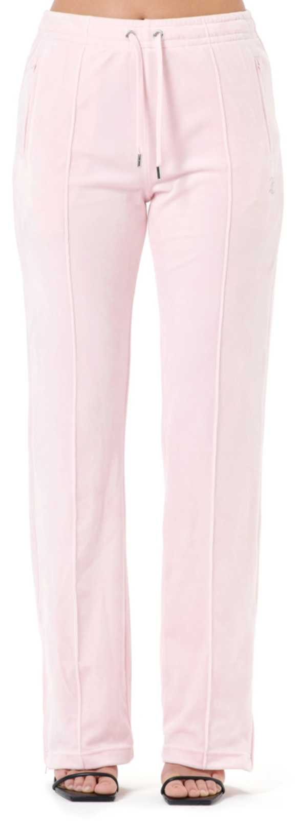 Juicy Couture Tina Velour Bottoms	Almond Blossom