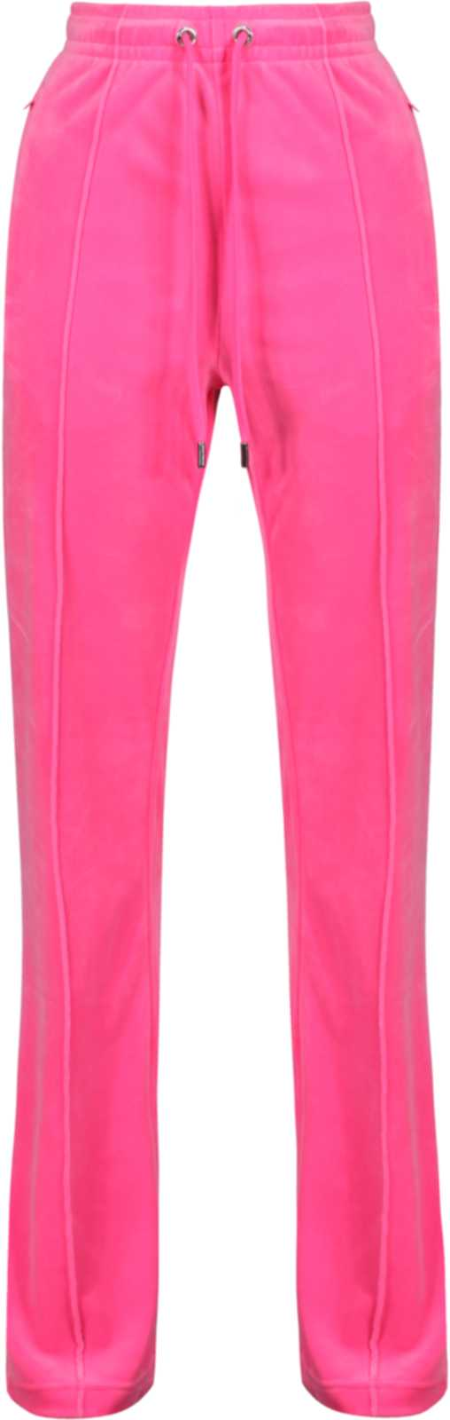 Juicy Couture Tina Velour Bottoms	Fluro Pink