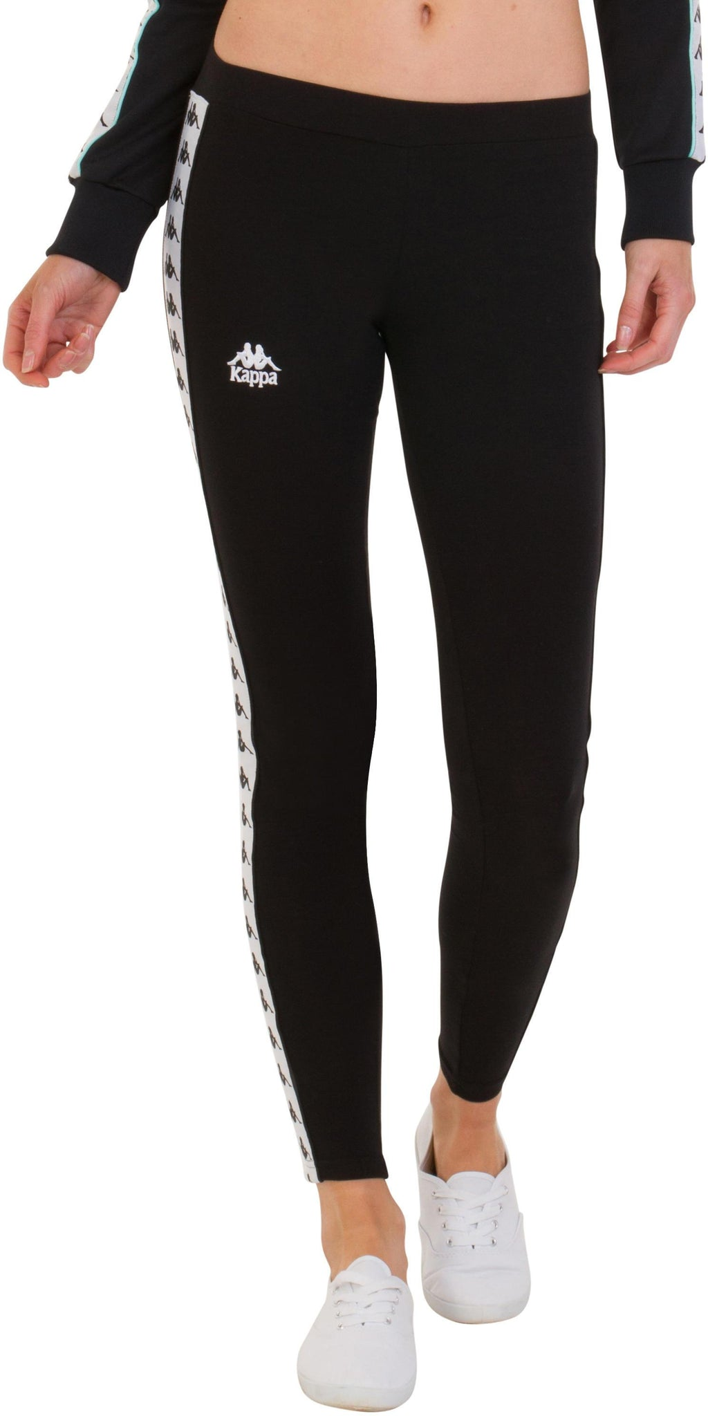 Kappa Anen Leggings Black