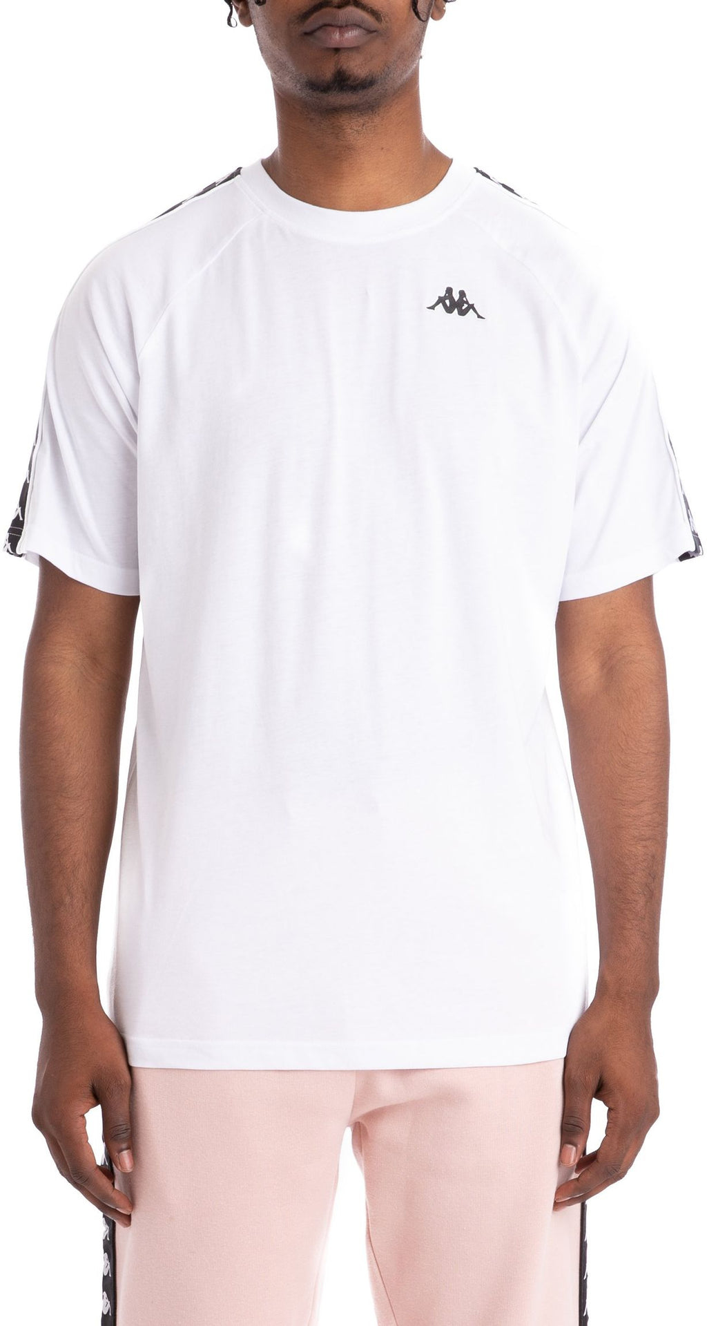 Kappa Coen T-Shirt White/Black