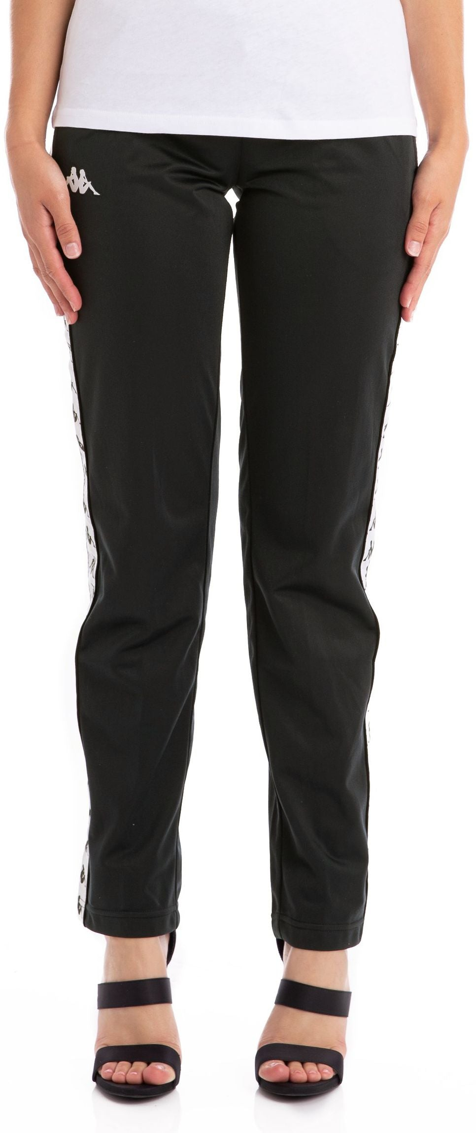Kappa Women's Wastoria Track Pants Black/White