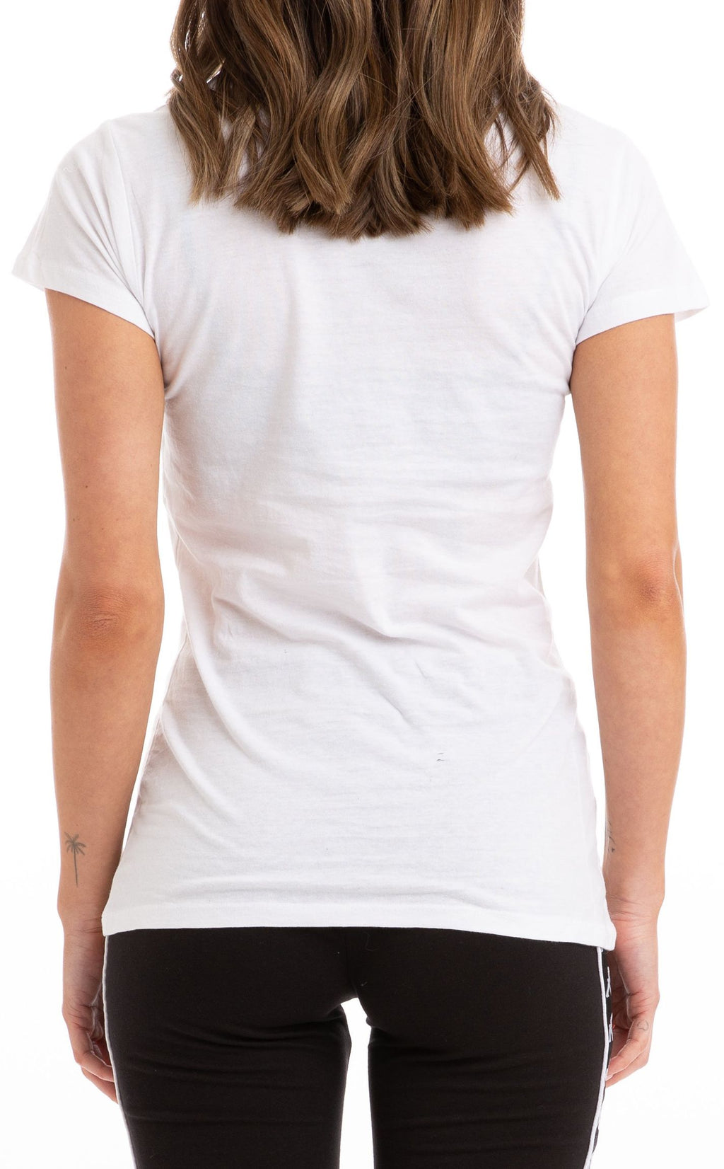 Kappa Women's Westessi T-Shirt White