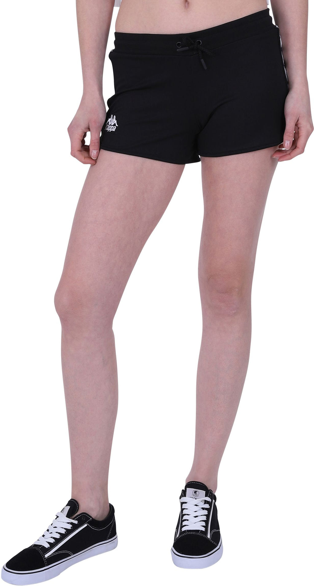 Kappa Women's Anguy Track Shorts Black
