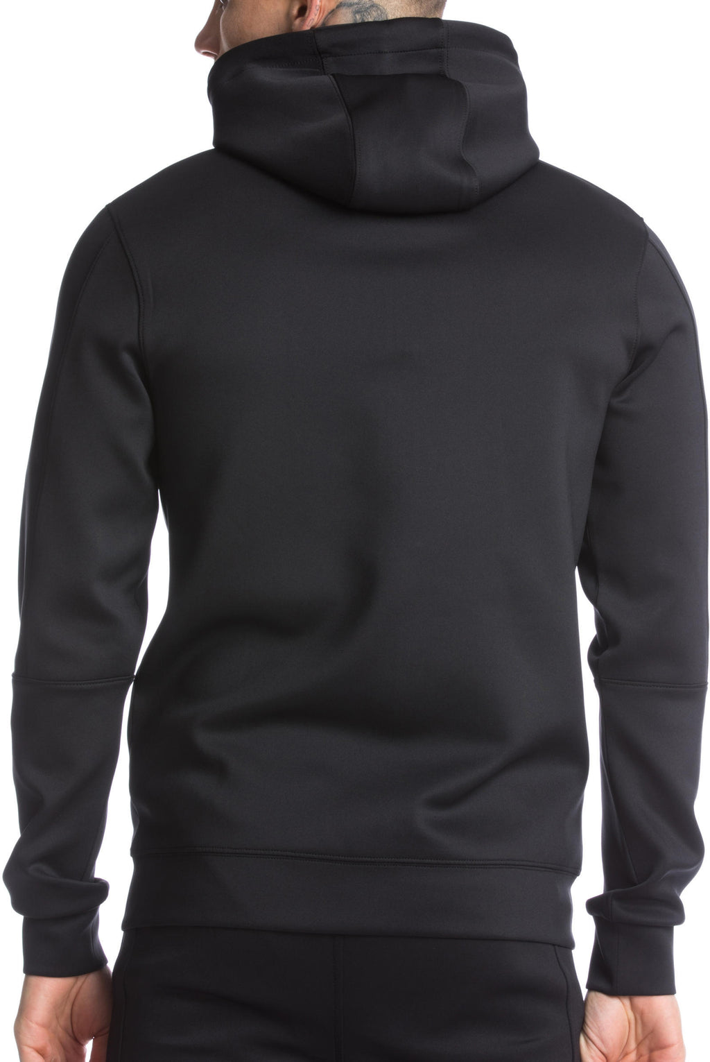 Kings Will Dream Barnard Zip Front Poly Hoodie