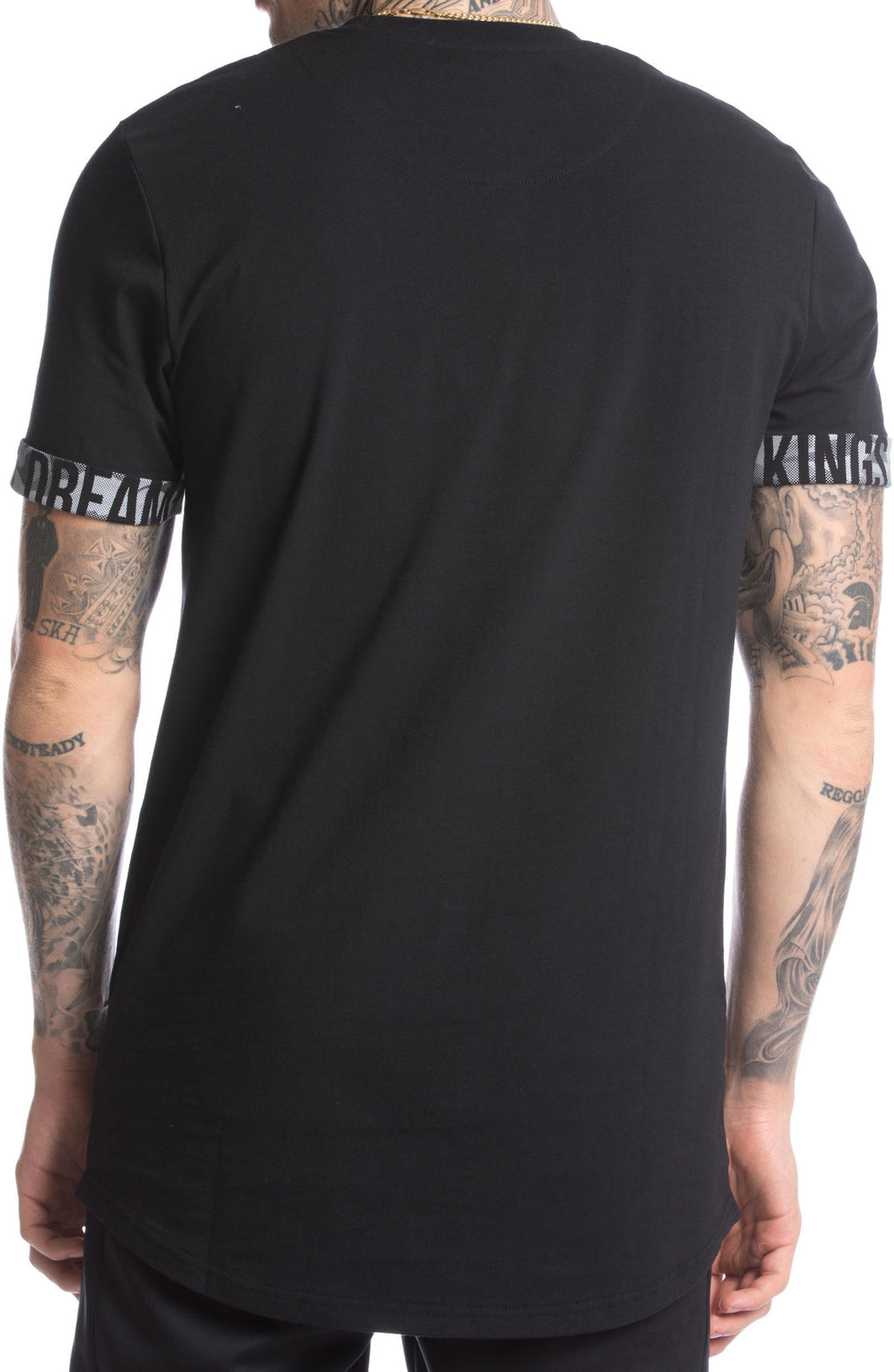 Kings Will Dream Biscoe Reflective Sleeve T-Shirt