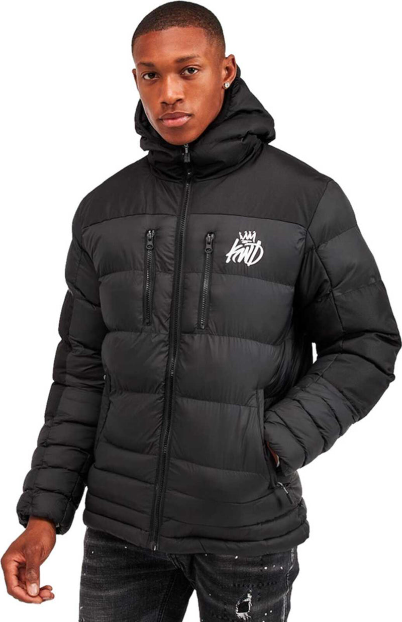 Kings Will Dream Boden Puffer Jacket Black