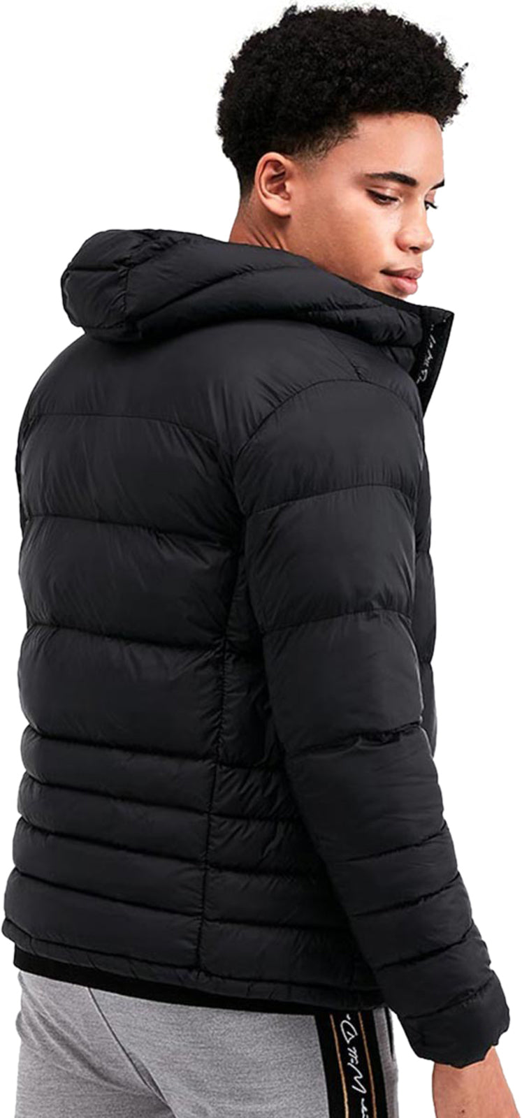 Kings-Will-Dream-Bowden-Puffer-Jacket-Black