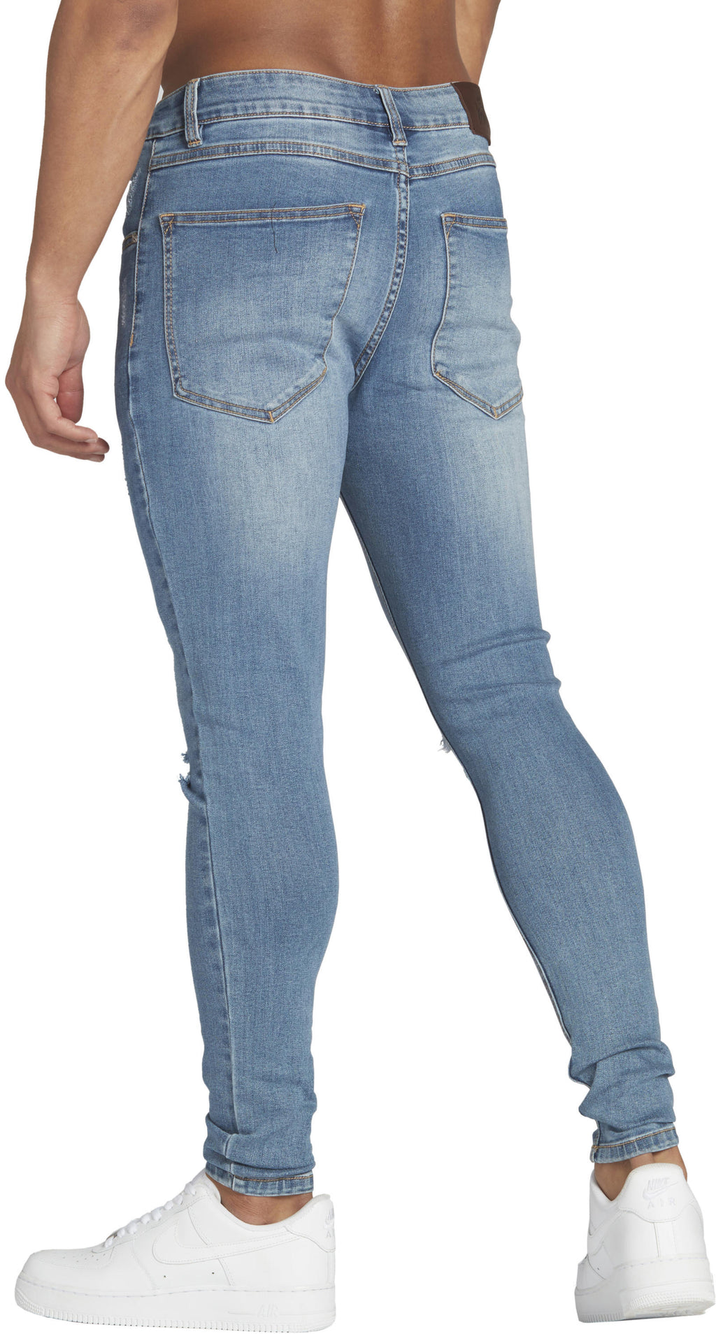 Kings Will Dream Lumor Distressed Skinny Jeans