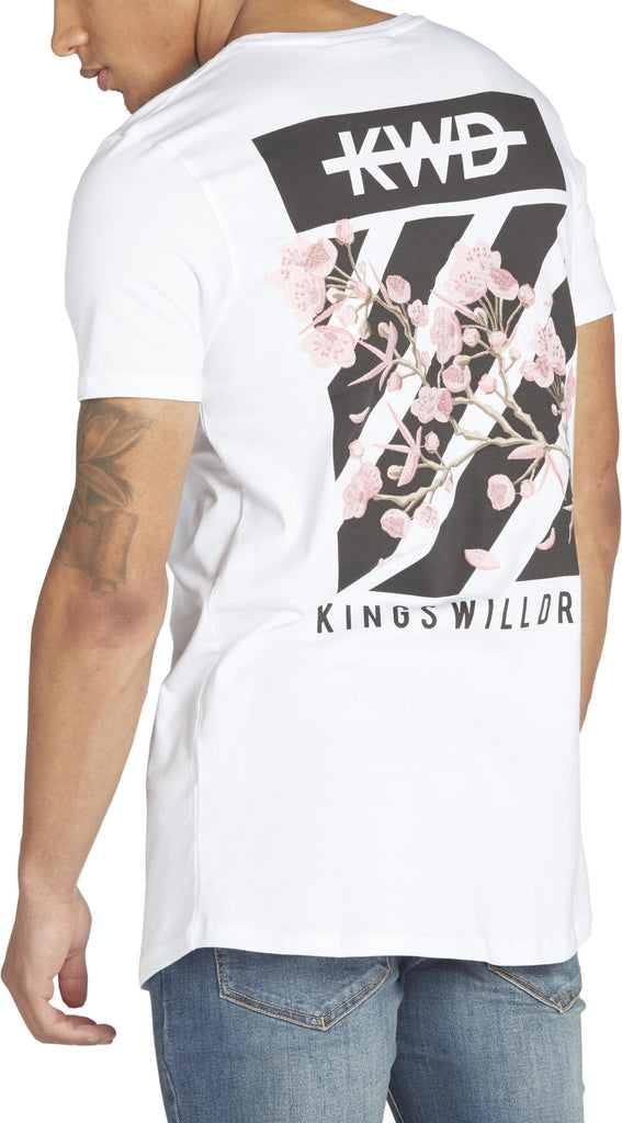 Kings Will Dream Staten Chevron Floral T-Shirt