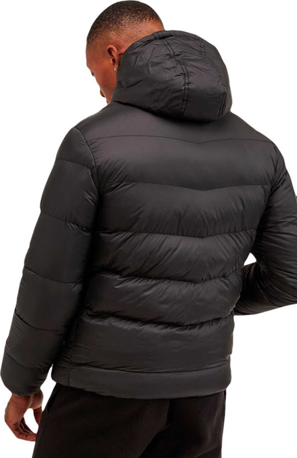 Kings Will Dream Strett Reversible Puffer Jacket	Black