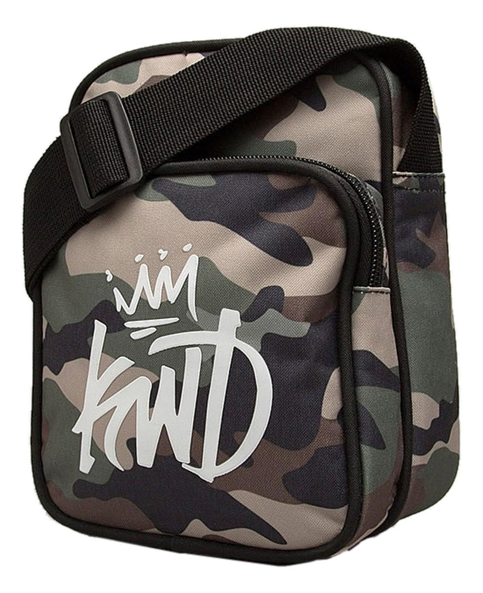 Kings Will Dream Tornado Cross Body Messenger Bag