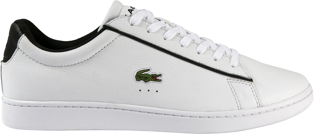 Lacoste Carnaby Evo 120 2 Leather Trainers White