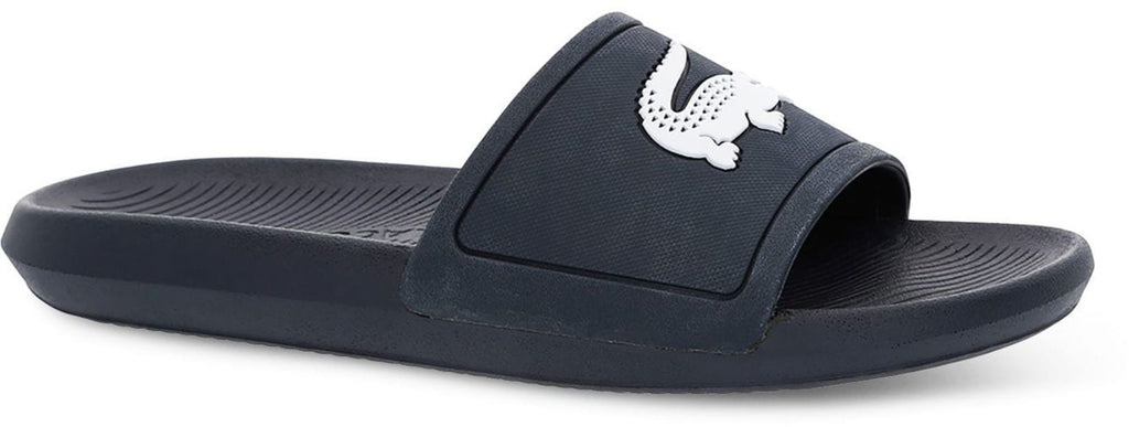 Lacoste Women's Croco 119 1 CFA Sliders Blue