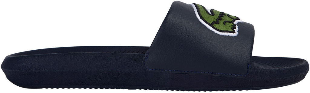 Lacoste Croco 120 2 Sliders Navy