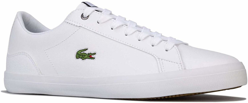 Lacoste Lerond 418 Leather Trainers White