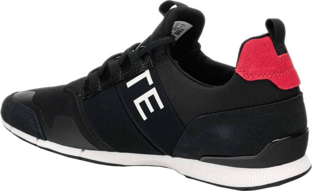 Lacoste Menerva Elite 120 1 CMA Trainers	Black/Red