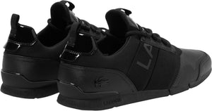 Lacoste Menerva Elite 120 2 Trainers Black
