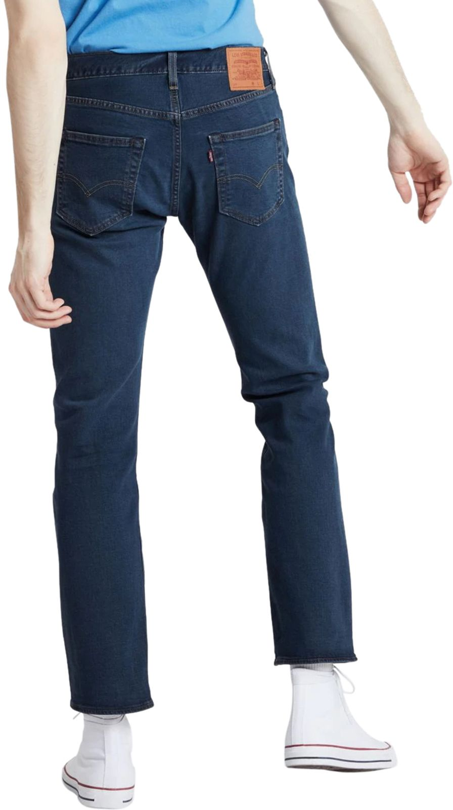 Levi's 501 Original Denim Jeans Blue