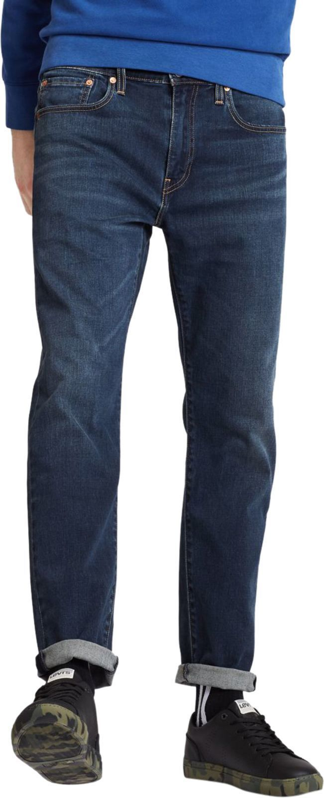 Levi's 502 Regular Taper Fit Denim Jeans