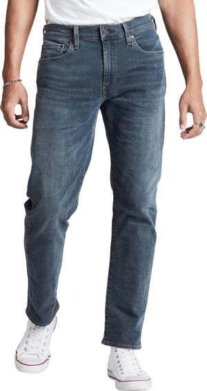 Levi's 502 Regular Taper Fit Denim Jeans Blue