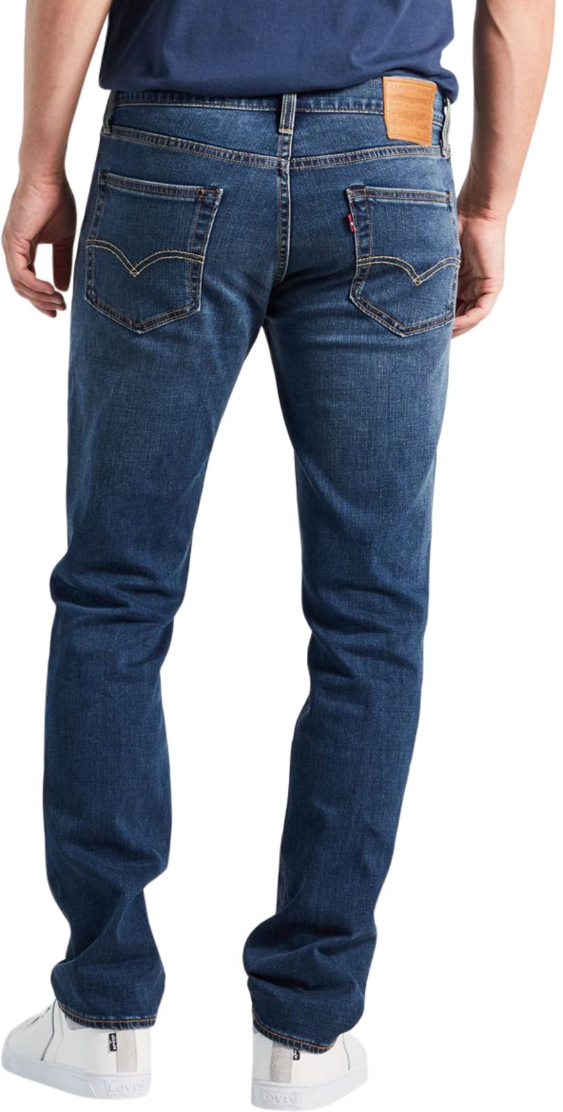 Levi's 511 Slim Fit Denim Jeans Blue