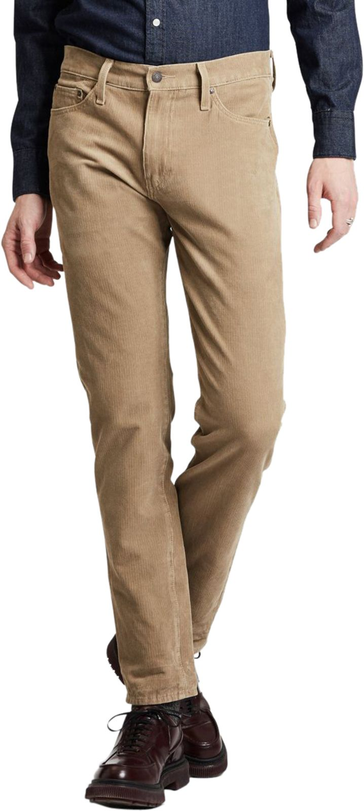 Levi's 511 Slim Fit Denim Jeans Beige