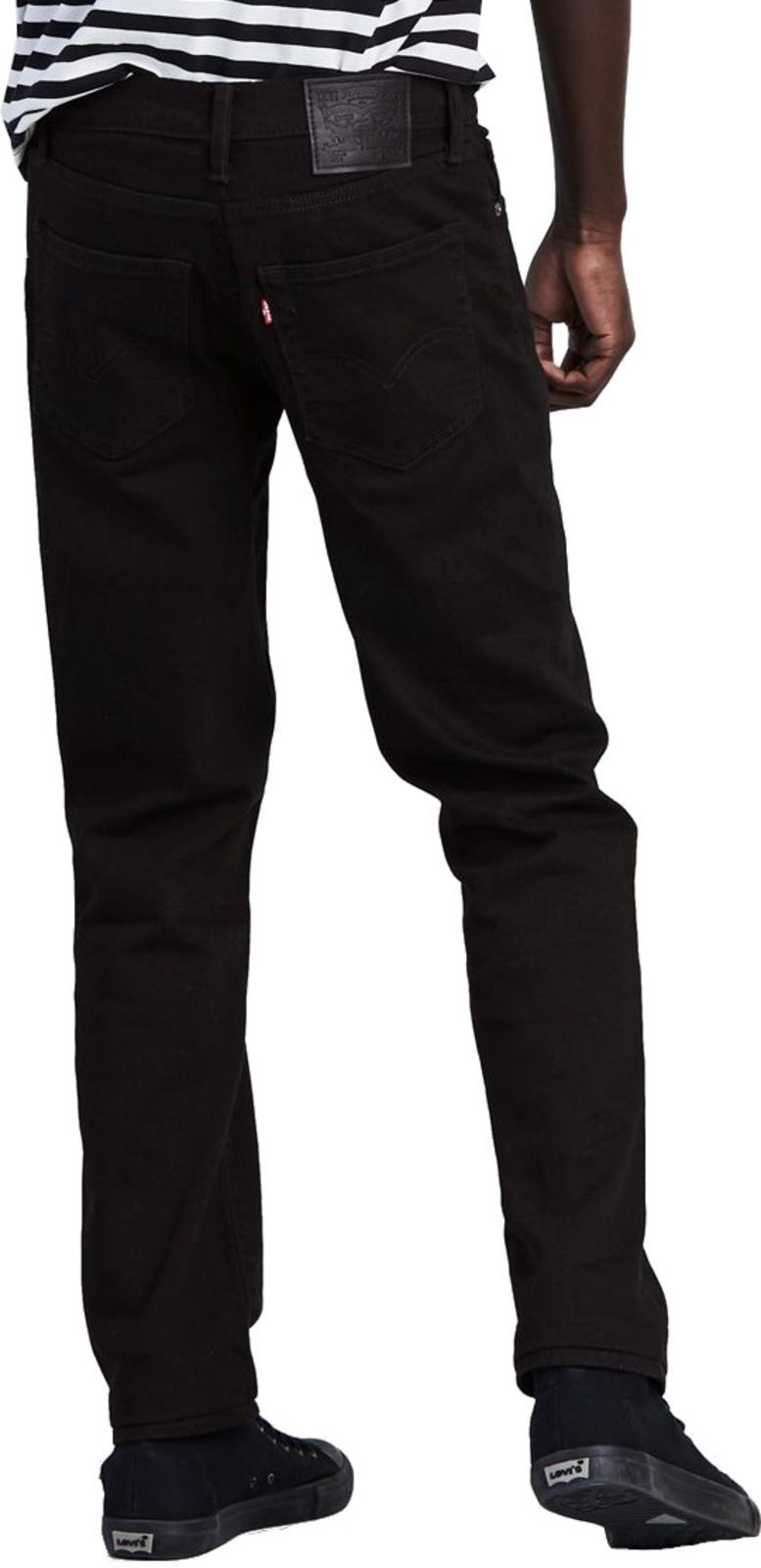 Levi's 511 Slim Fit Denim Jeans Black