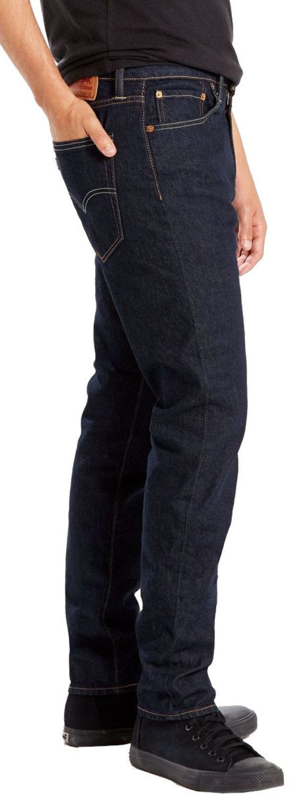 Levi's 512 Slim Taper Fit Denim Jeans Blue