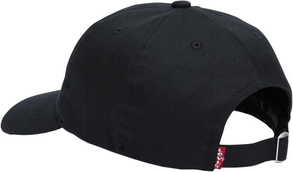 Levi's Big Batwing Flex Fit Baseball Cap Black