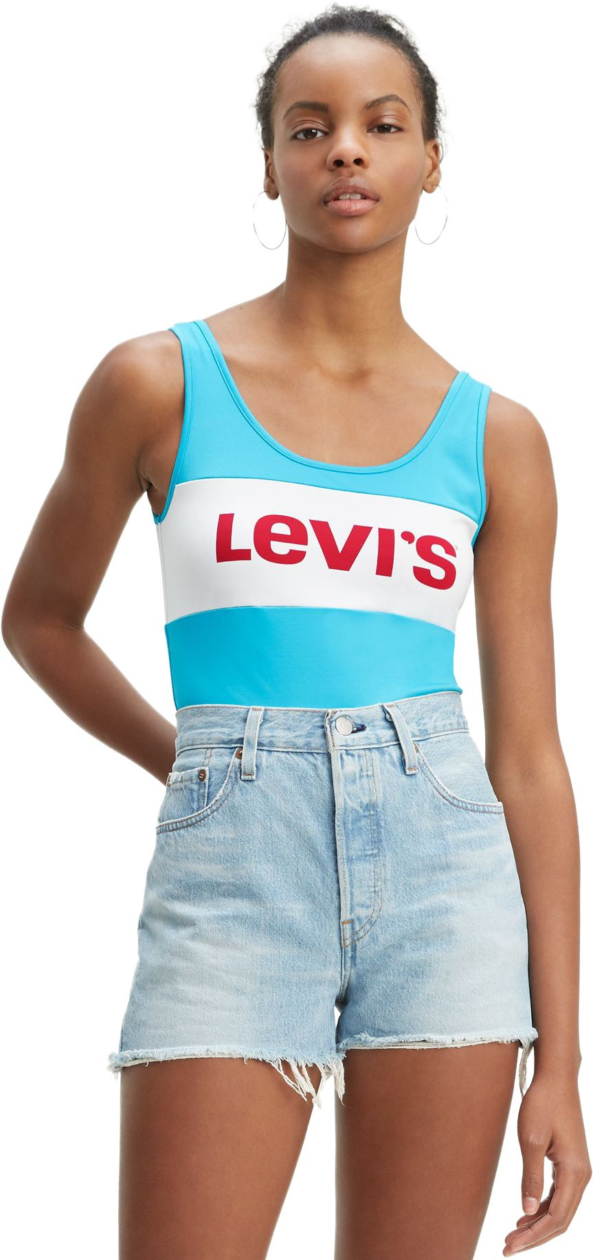 Levi-039-s-T-Shirts-amp-Tops-Women-039-s-Assorted-Fit-Styles thumbnail 24